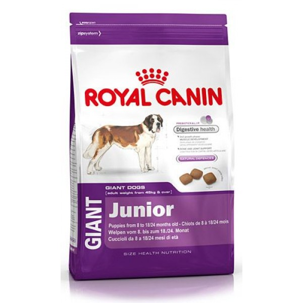 Royal Canin Giant Junior 15 kg